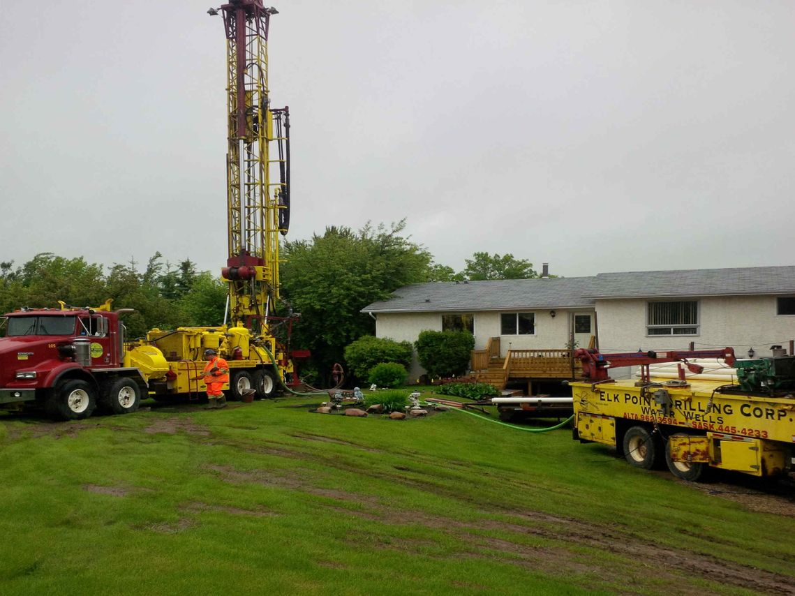 our residential drilling services