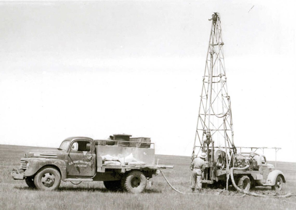 Elk Point Drilling Corp 1950